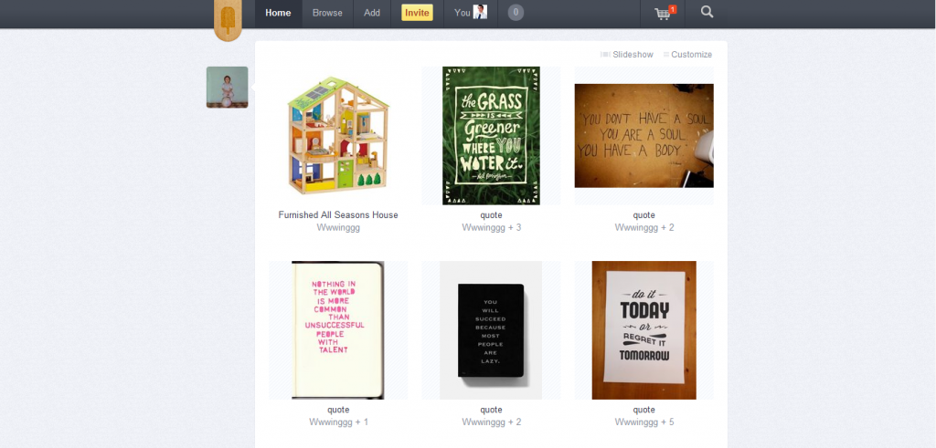 3 Alternatives to Pinterest 3 Alternatives to Pinterest Thefancy home page
