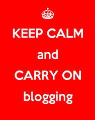 Guest Bloggers guest bloggers Guest Bloggers Wanted Keep calm and carry on blogging