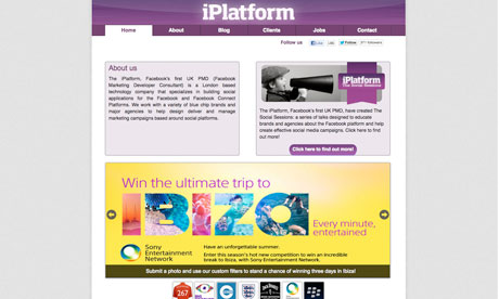 iPlatform bought by social media marketing company Betapond