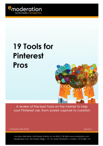 19 tools for Pinterest pros 12 Social Media Marketing Books That Will Destroy Your Competition 12 Social Media Marketing Books That Will Destroy Your Competition 19 tools for Pinterest pros