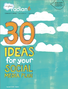 30 Ideas for your social media plan 12 Social Media Marketing Books That Will Destroy Your Competition 12 Social Media Marketing Books That Will Destroy Your Competition 30 Ideas for your social media plan