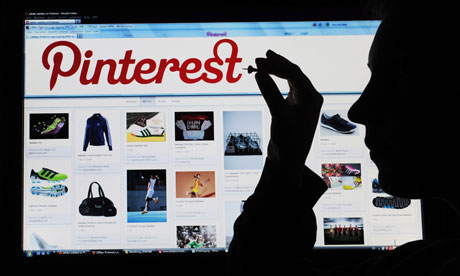 Pinterest seeks new financing which could value scrapbook site at $2.5bn