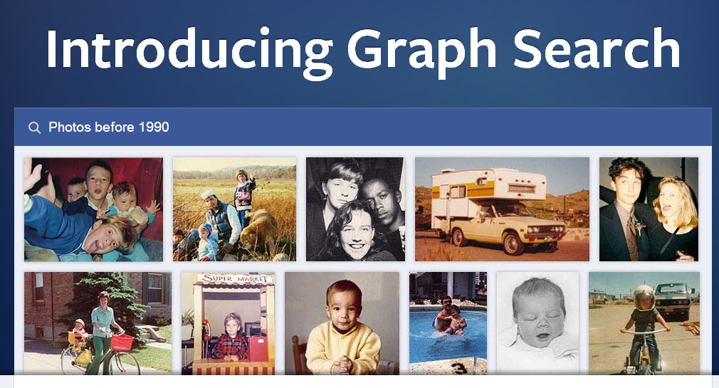 Facebook Graph Search Simplified