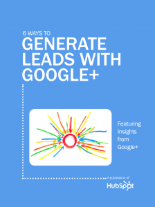 6 Ways to Generate leads With Google+ 14 Free Social Media Marketing eBooks for Your Small Business 14 Free Social Media Marketing eBooks for Your Small Business image 1