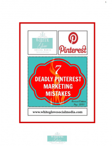 7 Deadly Pinterest Mistakes! 14 Free Social Media Marketing eBooks for Your Small Business 14 Free Social Media Marketing eBooks for Your Small Business image 2