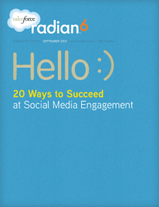 Social Media Engagement  14 Free Social Media Marketing eBooks for Your Small Business 14 Free Social Media Marketing eBooks for Your Small Business image 8
