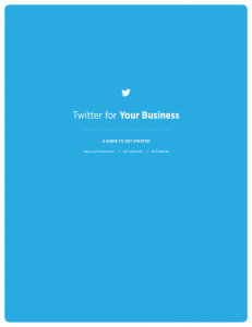 Twitter ebook Small Business Tweeting: 5 Dos and Don'ts Small Business Tweeting: 5 Dos and Don'ts image